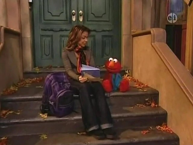 Sesame Street Desiree Casado Feet