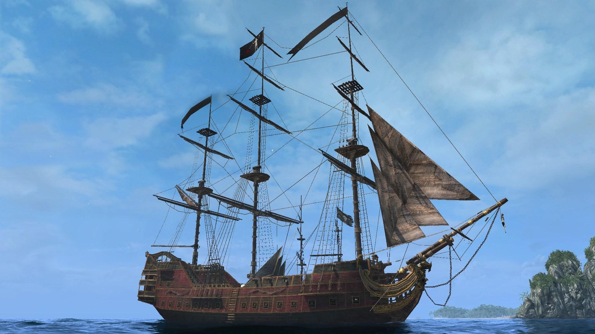 Queen Annes Revenge Animuspedia El Wiki Sobre La Saga