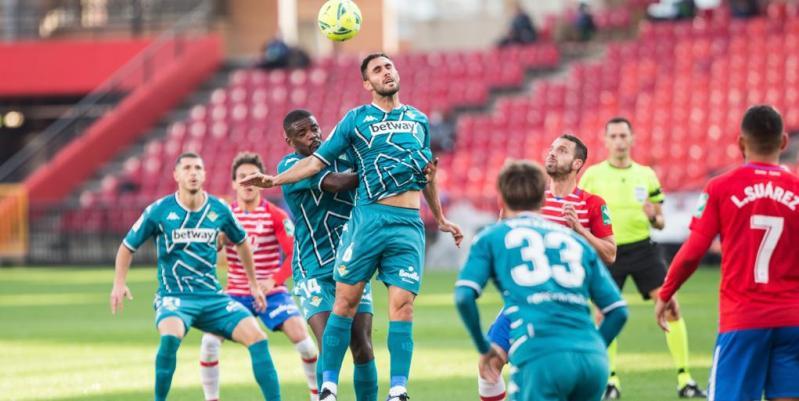 Granada - Betis: resumen, resultado y goles (2-0)