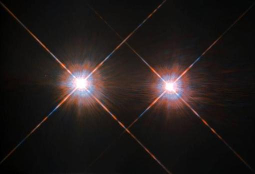 Alfa Centauri, el sistema solar más cercano al Sol