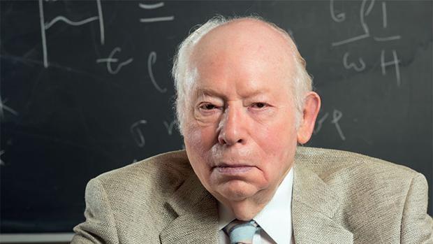 El físico Steven Weinberg