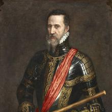 III Duque de Alba de Tormes, en su vejez