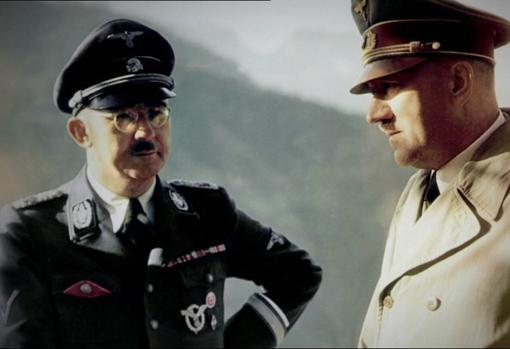 Himmler y Hitler