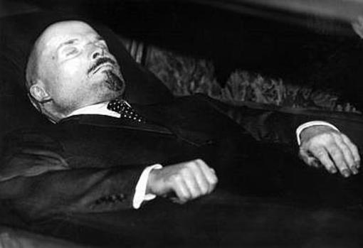 Lenin dead