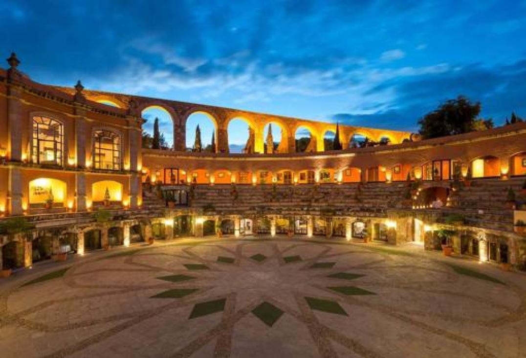 Imagen del hotel Quinta Real Zacatecas