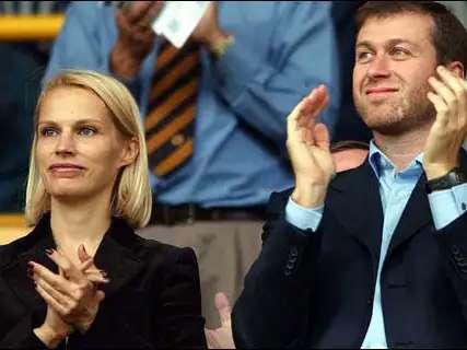 #8 Roman and Irina Abramovich