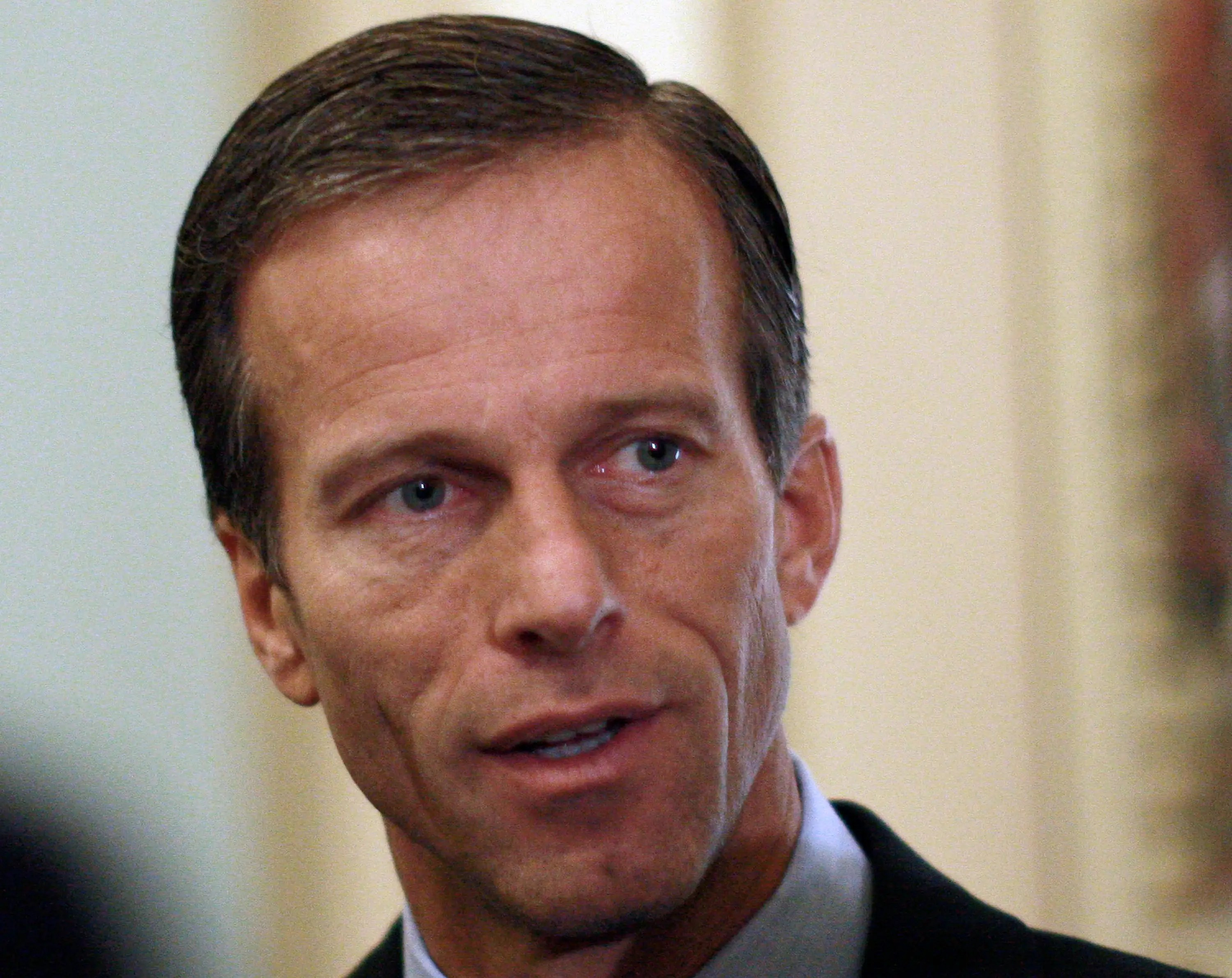 John Thune, South Dakota Senator (4.5 percent)