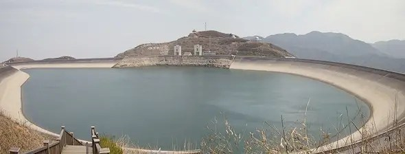 $900 MILLION: The Tianhuangping hydroelectric project is the biggest in Asia and plays a vital role in providing power supply in eastern China