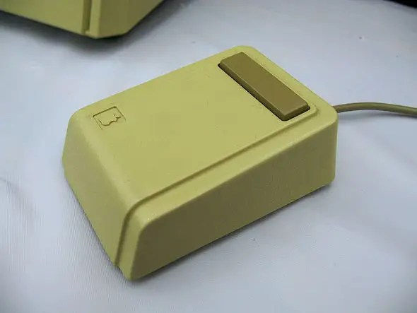 Xerox did not invent the computer mouse