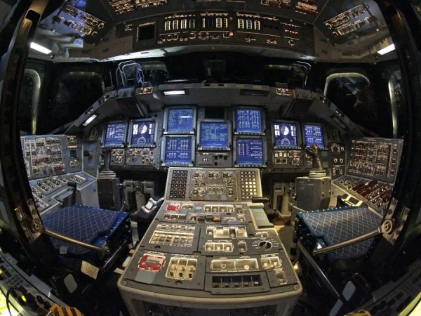 One Last Look At The Space Shuttle Endeavours Cockpit