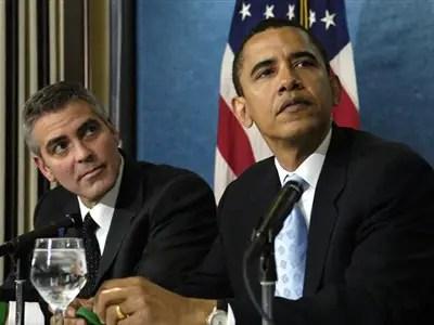 OBAMA – George Clooney: $15 million