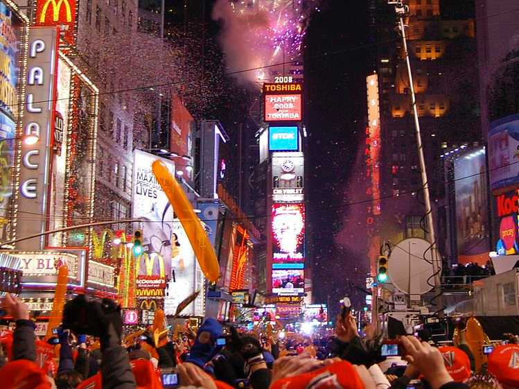Everything You Want To Know About New Year s Eve In Times Square     Everything You Want To Know About New Year s Eve In Times Square   Business  Insider