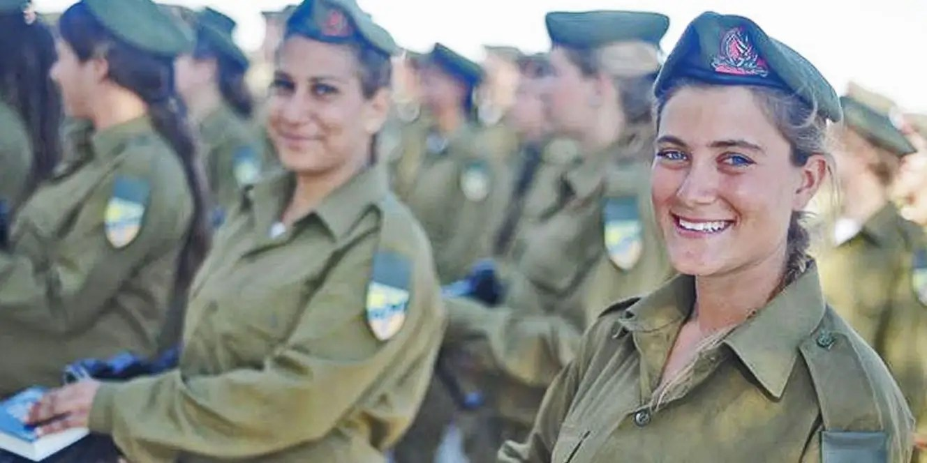 israeli female soldiers