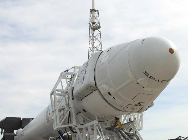 SpaceX Dragon Capsule Dock Sunday Business Insider