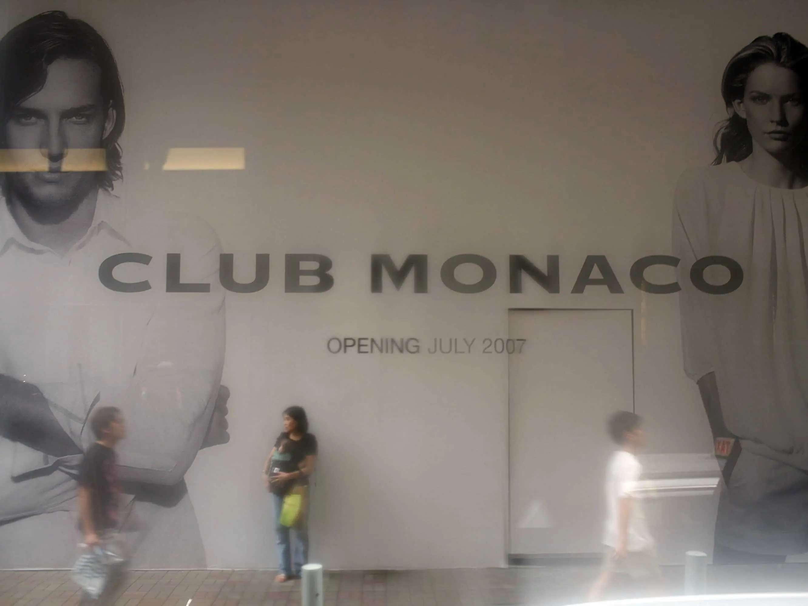 Mimran was also behind the launch of the Club Monaco brand.