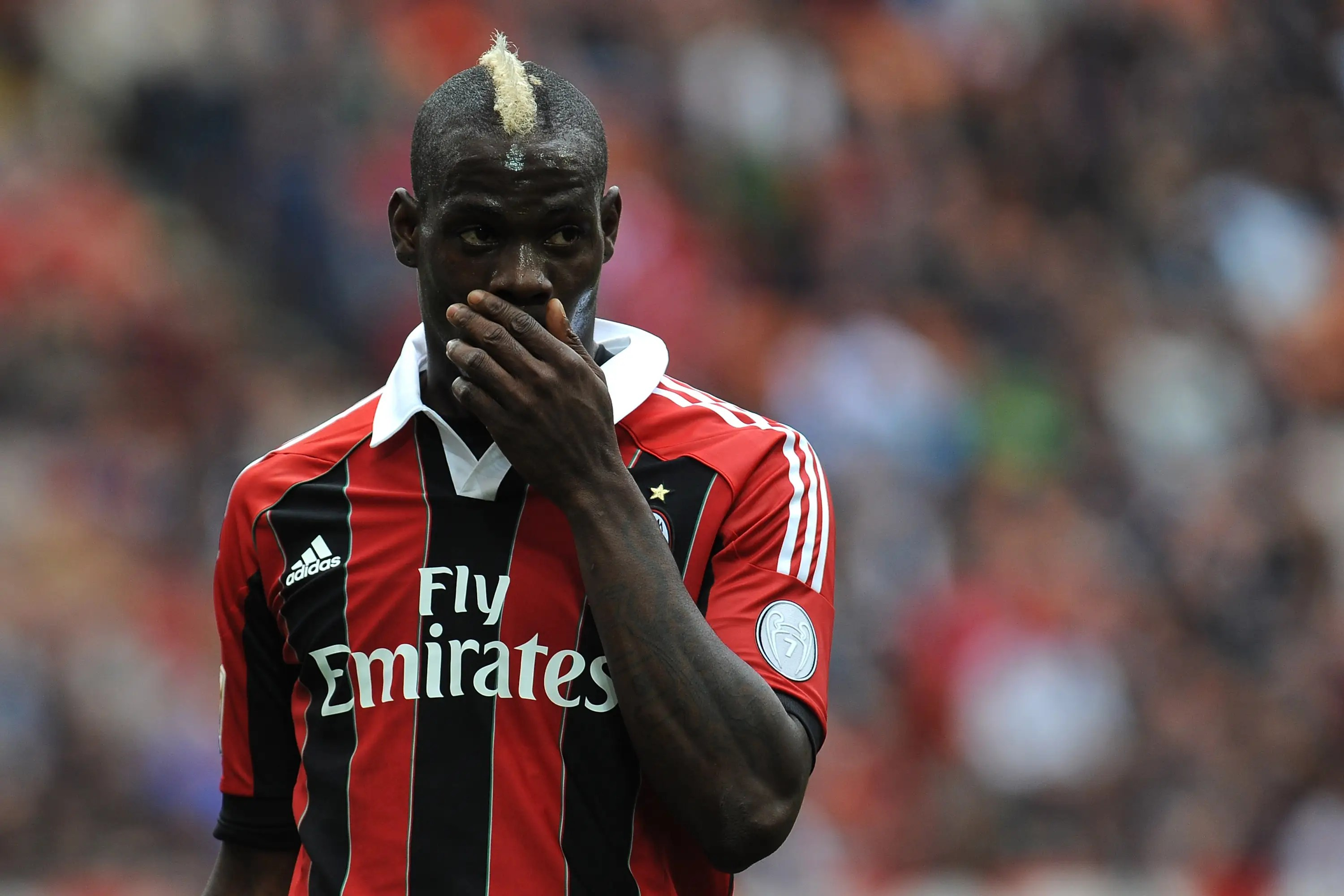 He makes ~$7 million per year in salary at AC Milan.