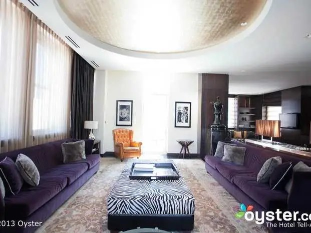 The Penthouse Suite at The Joule: $9,000/night