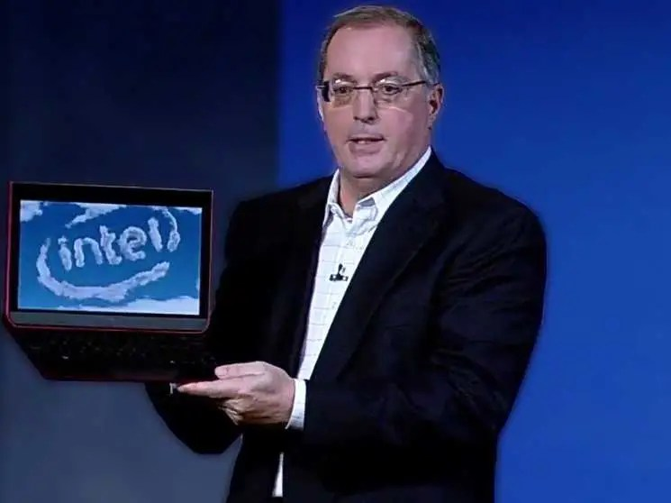 Intel's Paul Otellini made $18.9 million in 2012, up from $17.2 million the year prior.