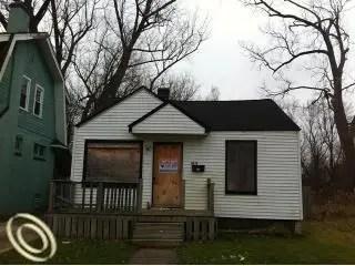 cheap detroit home
