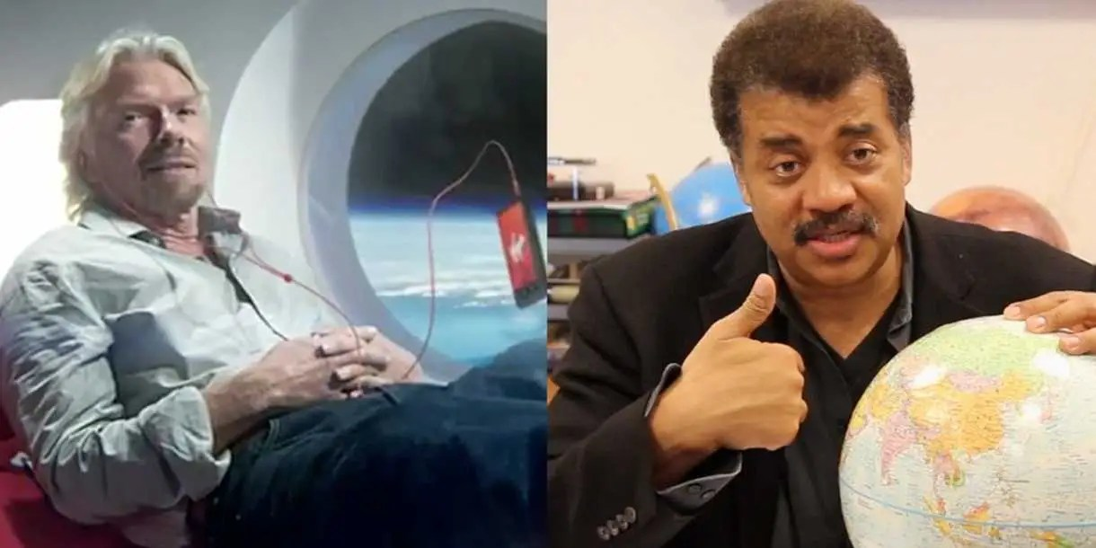 richard branson neil degrasse tyson split screen 169