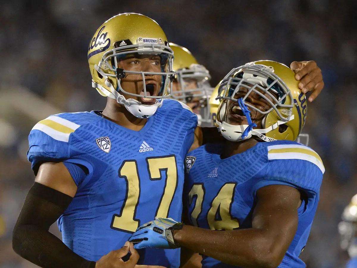 *30. Brett Hundley, quarterback (UCLA)