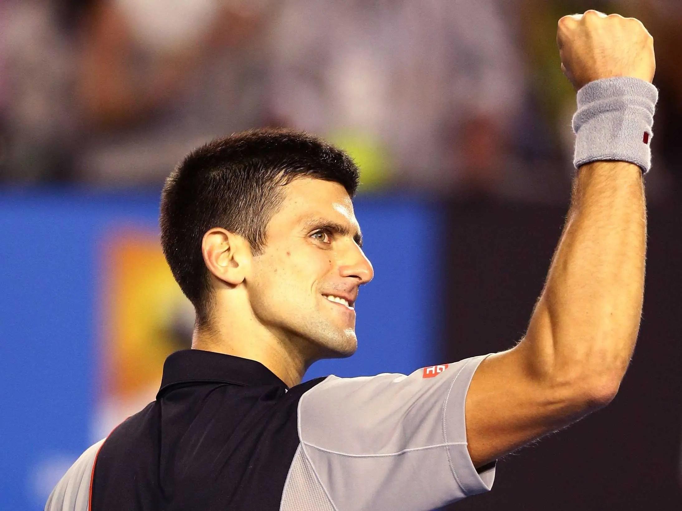 #42 Novak Djokovic