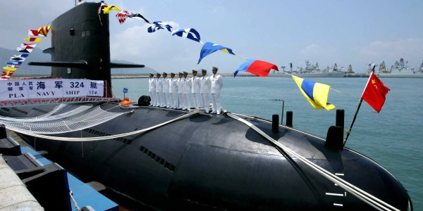 The Chinese Navy Will Be Bigger Than America's By 2020 ...