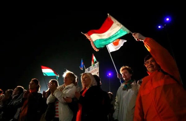 Hungary's ruling party declares victory based on early ...