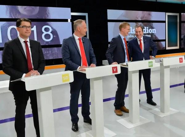Polls Show Narrow Opposition Win In Sweden Vote - Business ...