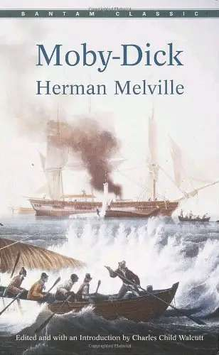 'Moby Dick' by Herman Melville