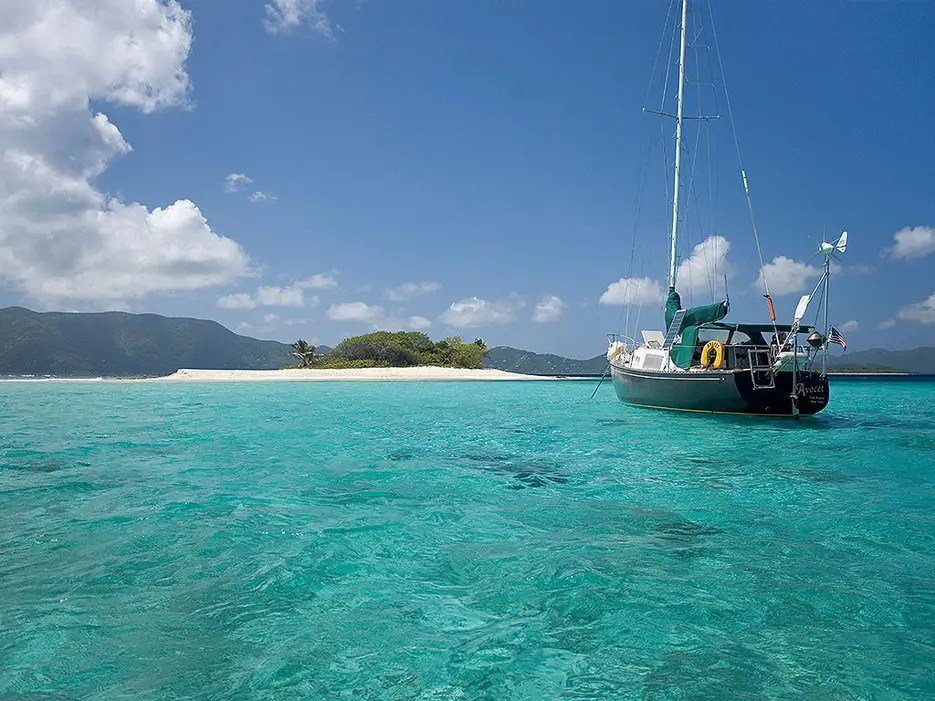 24. British Virgin Islands