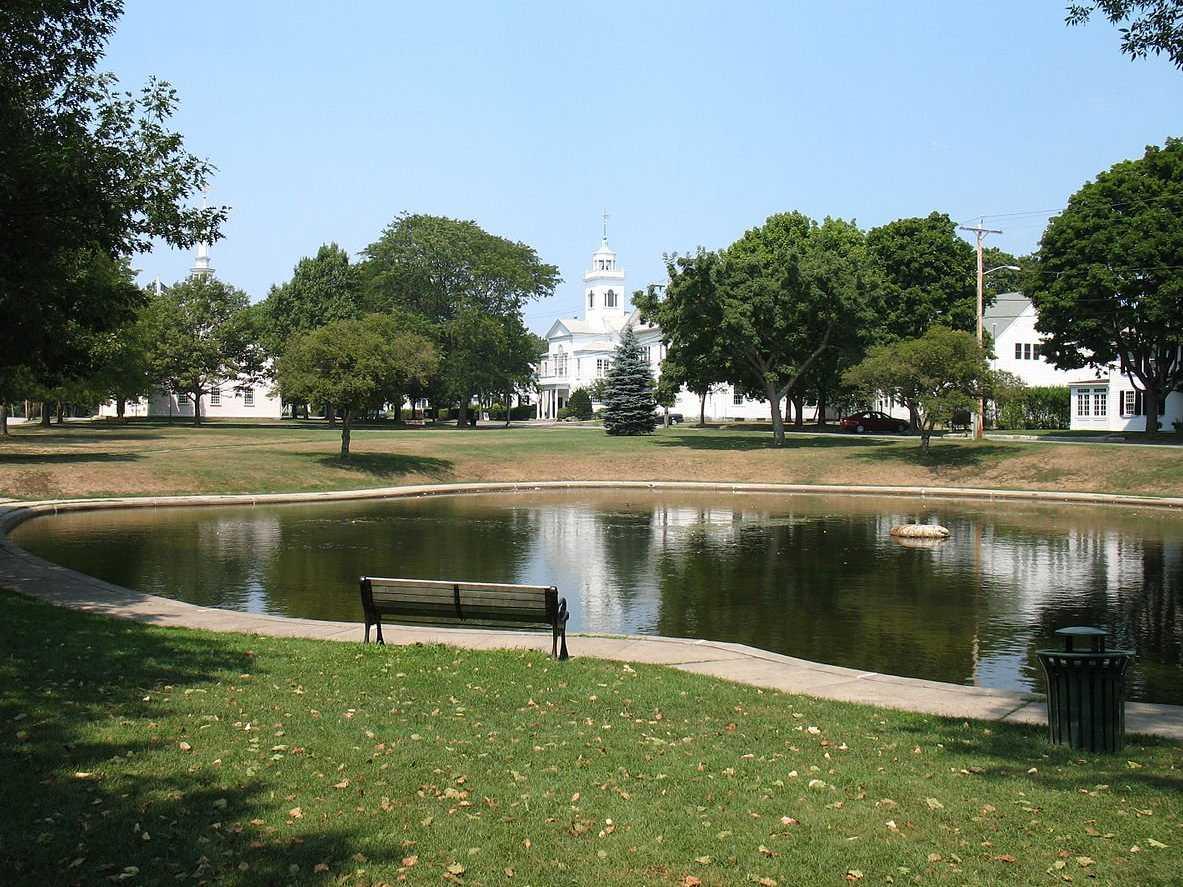 18. Cohasset, Massachusetts