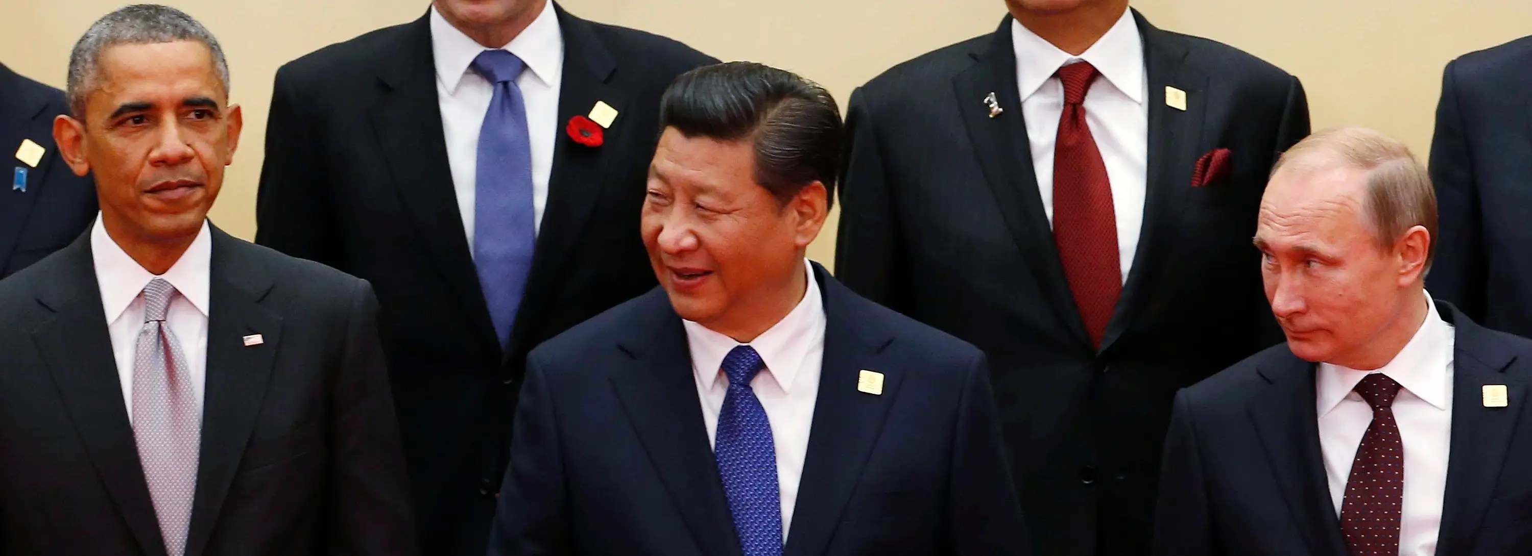 Image result for Obama, Xi and Putin