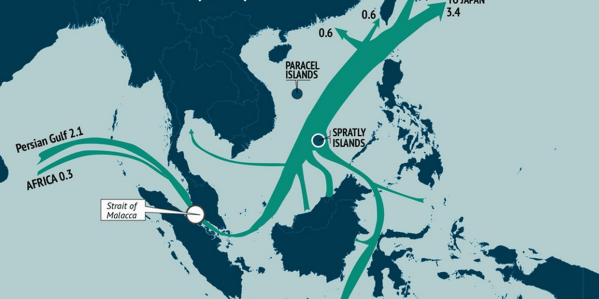 Tensions In The South China Sea Explained In 18 Maps ...