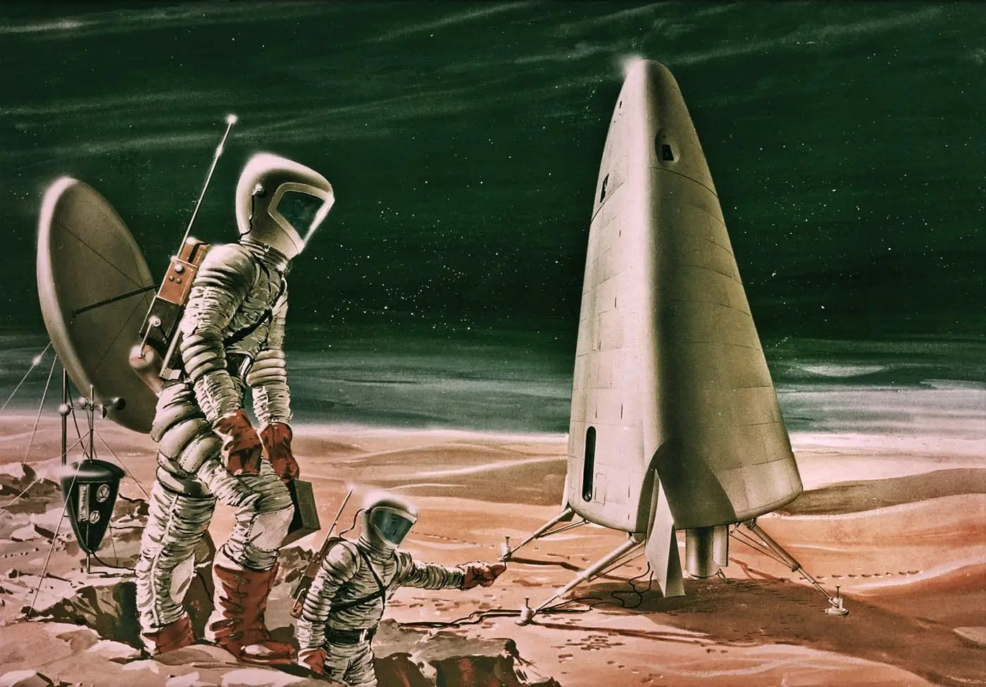 Mars Excursion