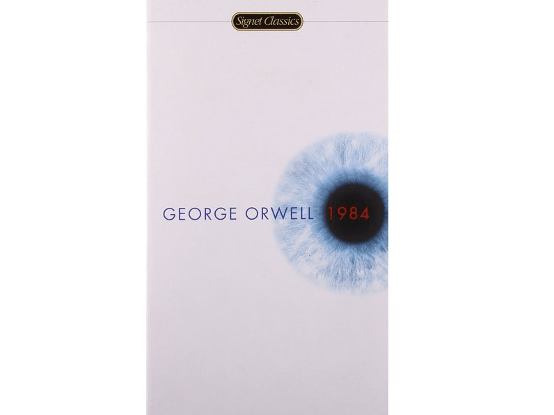 science fiction book 1984 orwell