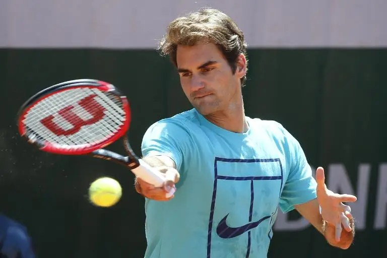 Roger Federer begins his 62nd consecutive Grand Slam tournament at the French Open on Sunday against a man who once almost condemned him to his worst loss at a major