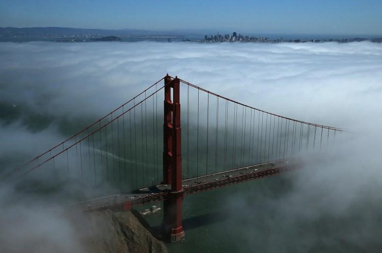 San Francisco Fog