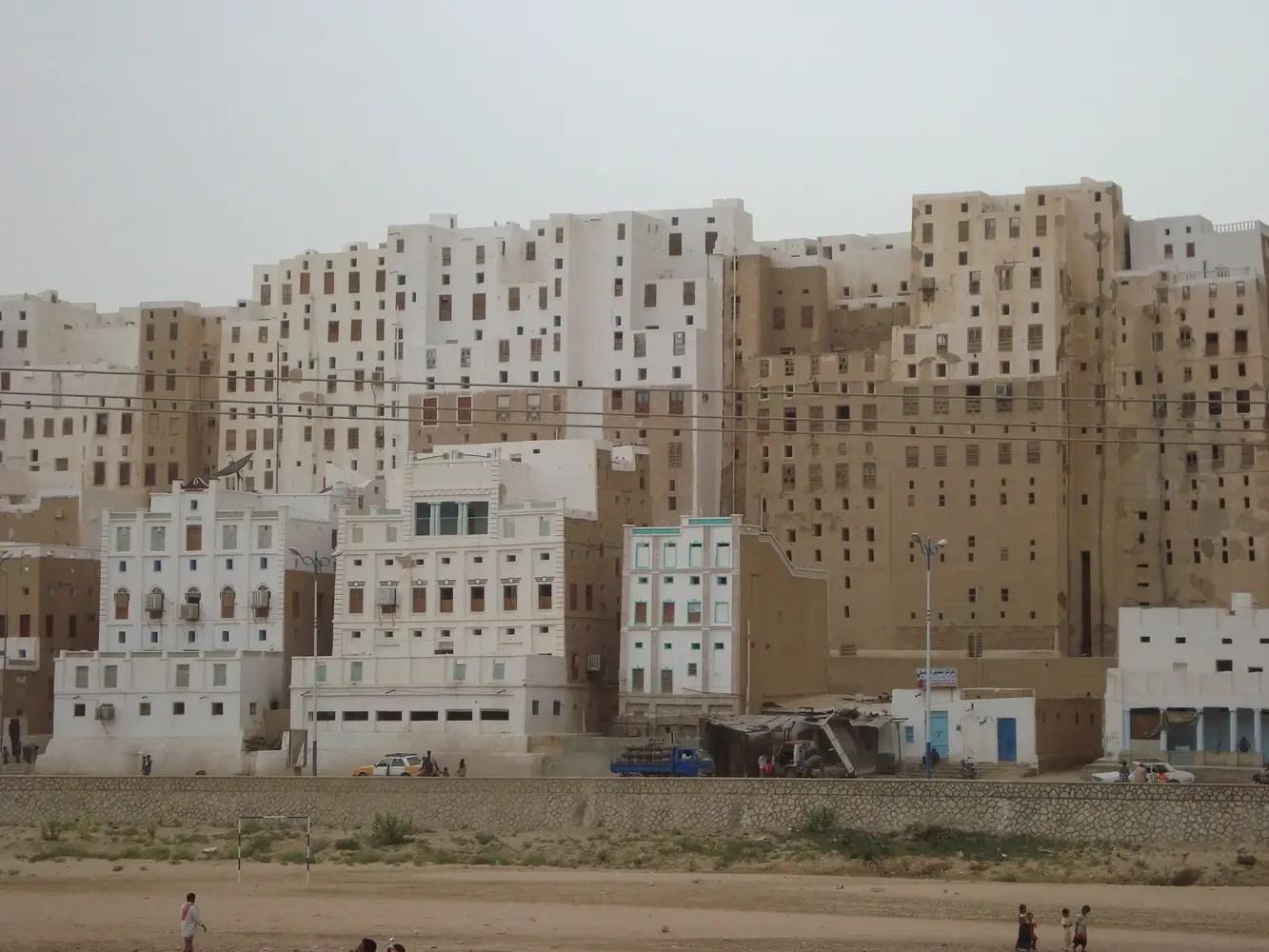 Shibam, Yemen