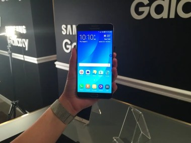 SSamsung Galaxy Note 5 and Galaxy S6 Edge Features Newly Launched
