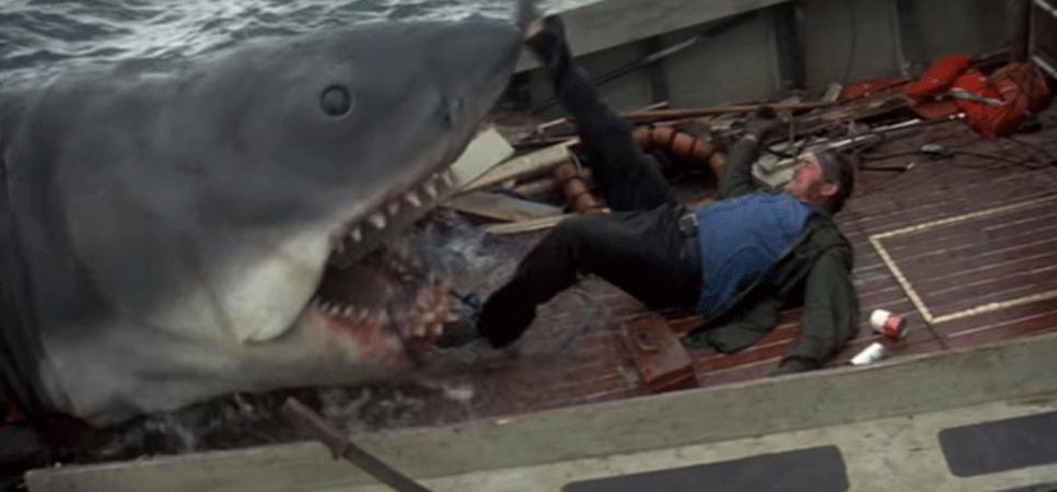 """2. """"Jaws"""" (1975) —$470.6 million"""