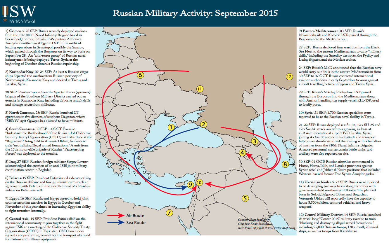 Here S How Russia Covertly Deployed Military Forces To