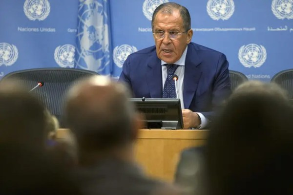 Russia says the shelling of its embassy in Damascus was an ...