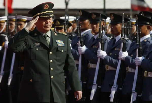 China Defence Minister says wants good ties with Southeast ...