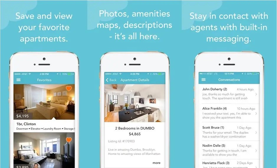 Naked Apartments will help you find your next apartment.