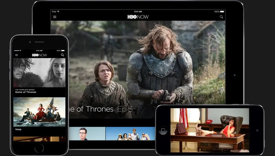 HBO Now provides premium programming without a cable subscription.