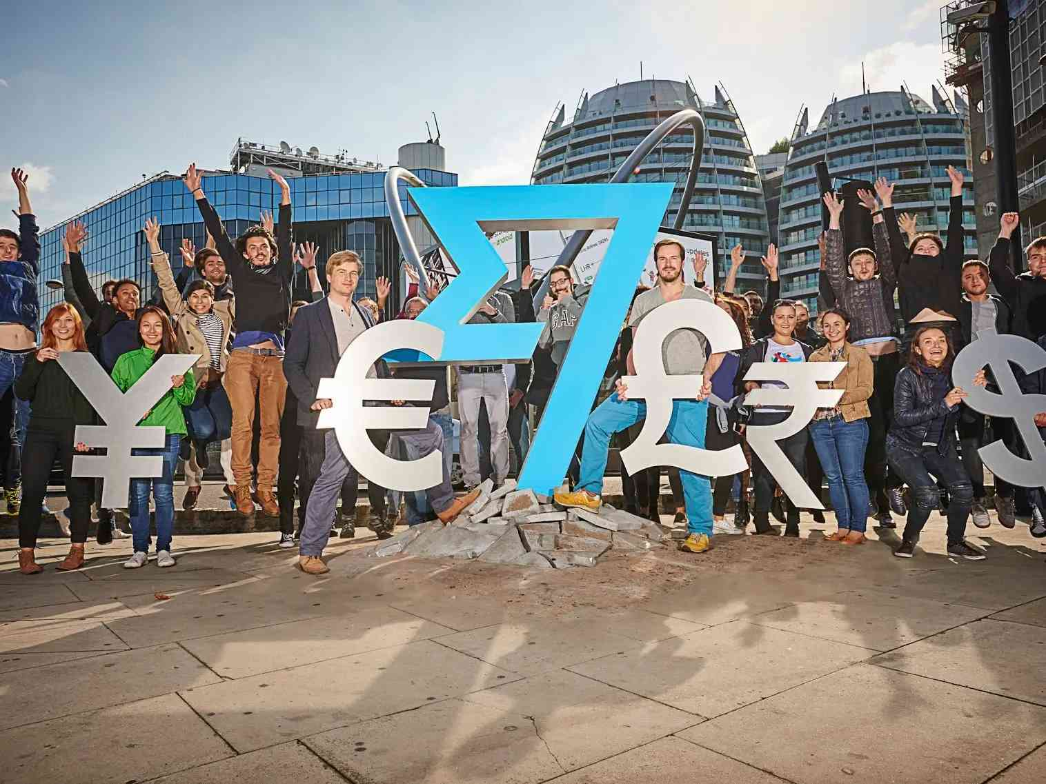 these uks 100 fastest growing startups transferwise and 4