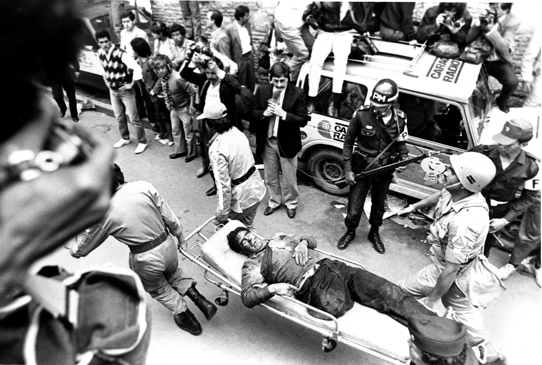Colombia Palace raid victims