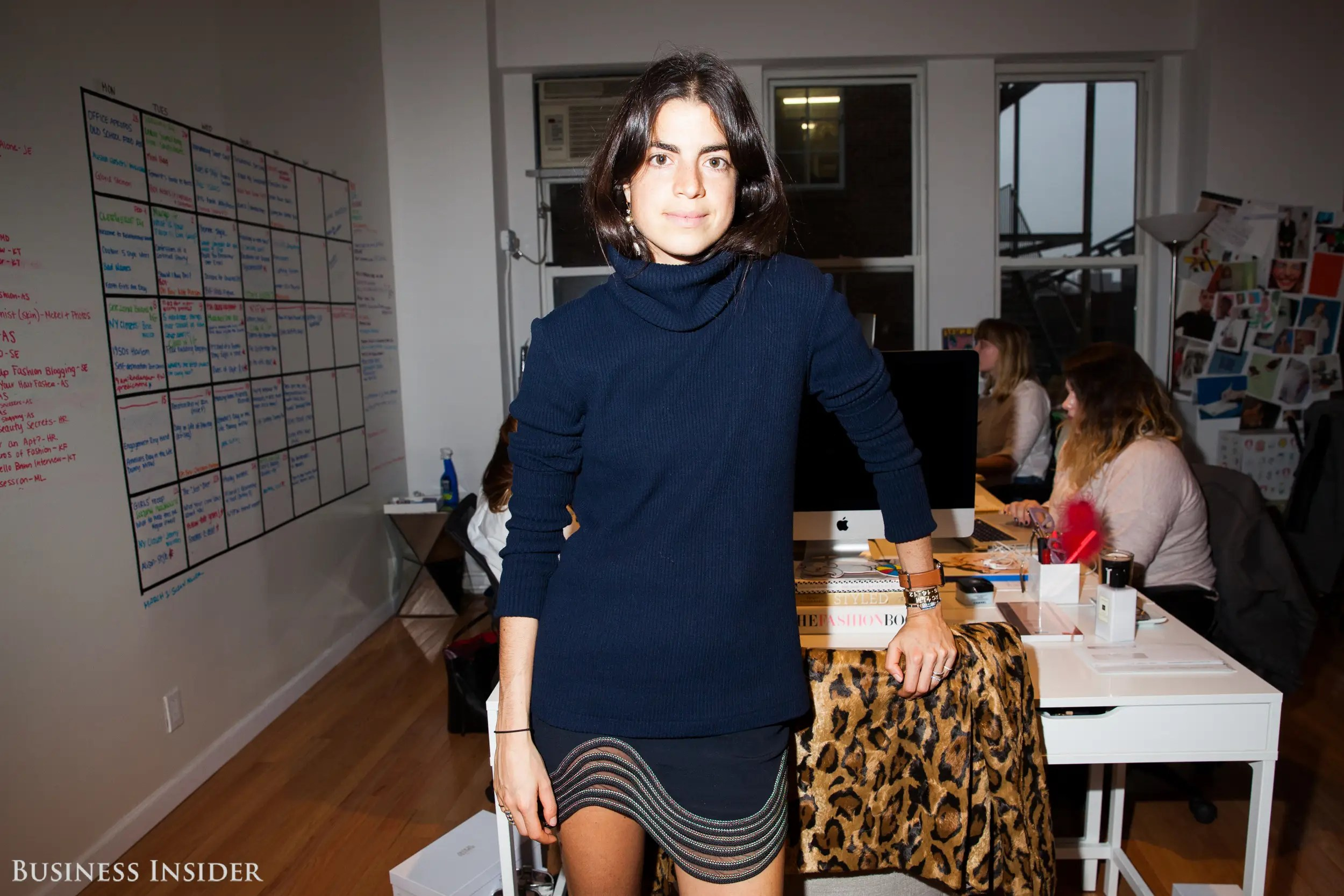 A Day In The Life Of The 'Man Repeller'