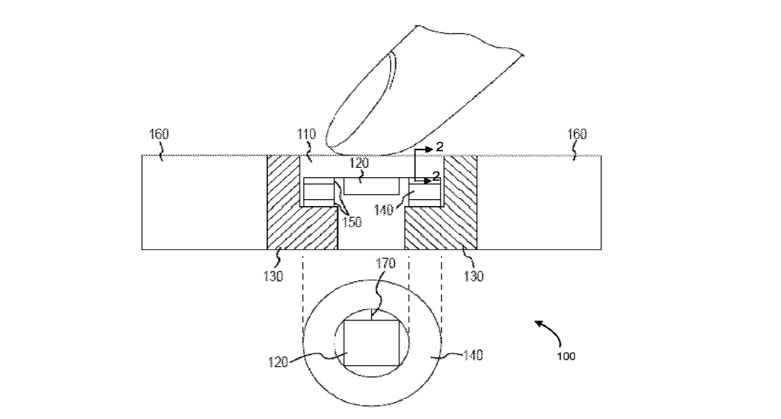 Apple Patent Ditches Iphone Home Button